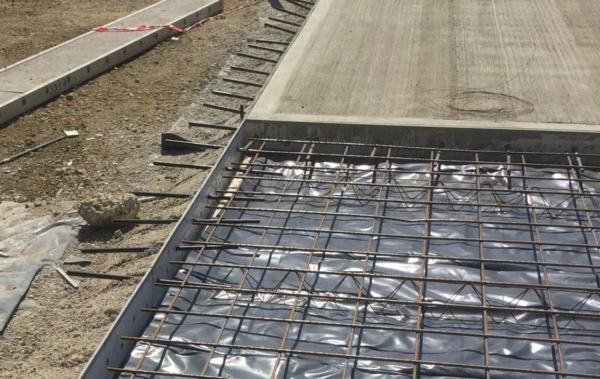 K Form Save Time And Money When Pouring Concrete Slabs