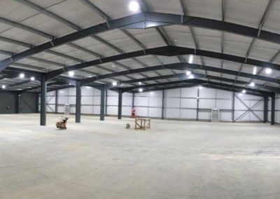 New Warehouse Thetford, K-Form